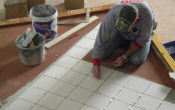 College Tiling Courses
